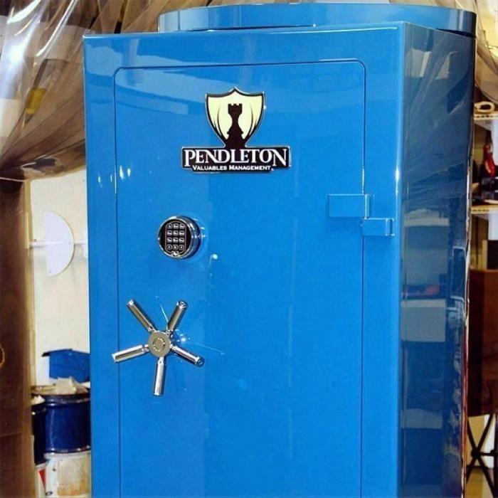 #интересное  Сейфы для оружия от Pendleton Safes (5 фото)   Мужская мечта, не иначе.       далее по ссылке http://wp.me/p43ZP4-egd