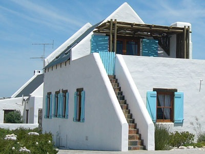 Fisherman's cottage Paternoster South Africa