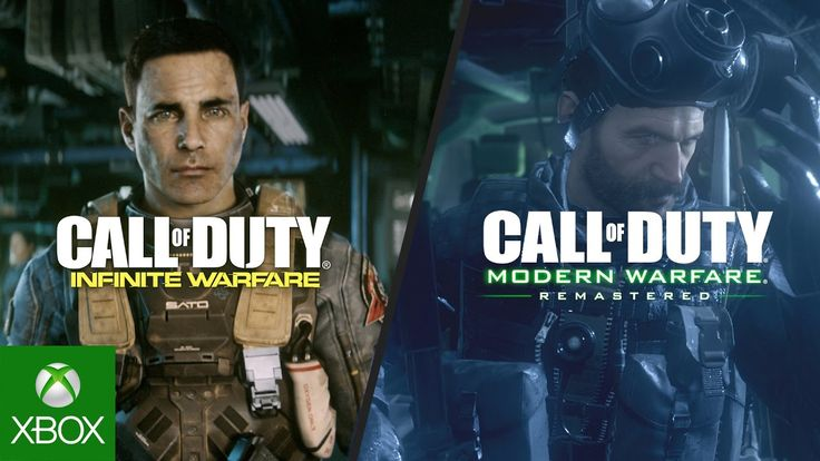 Official Call of Duty®: Infinite Warfare - Legacy Edition Trailer l #XBox