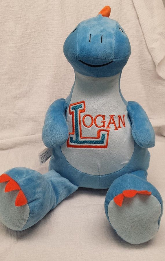 28 best personalized baby gifts embroidery images on pinterest personalized baby gift dinosaurstuffed animal keepsake by kntry5 3000 negle Choice Image
