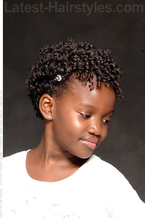 20 Cute Hairstyles For Black Kids Trending In 2020 Black