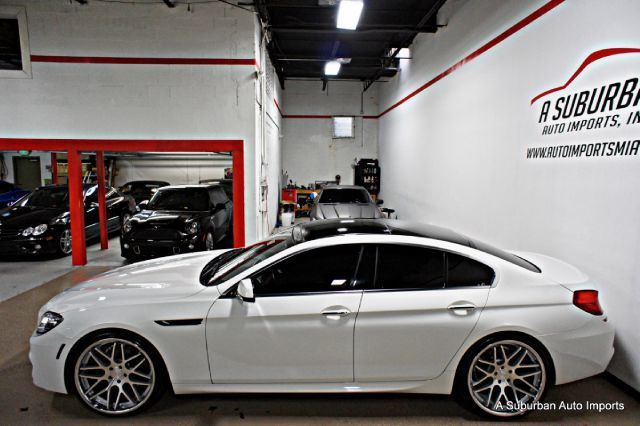 2013 BMW 6 Series 650i GRAN COUPE 4 DOOR - North Miami Beach FL