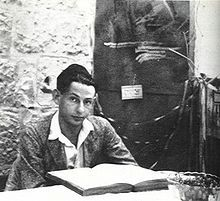 Gershom Scholem -  a German-born Israeli philosopher and historian