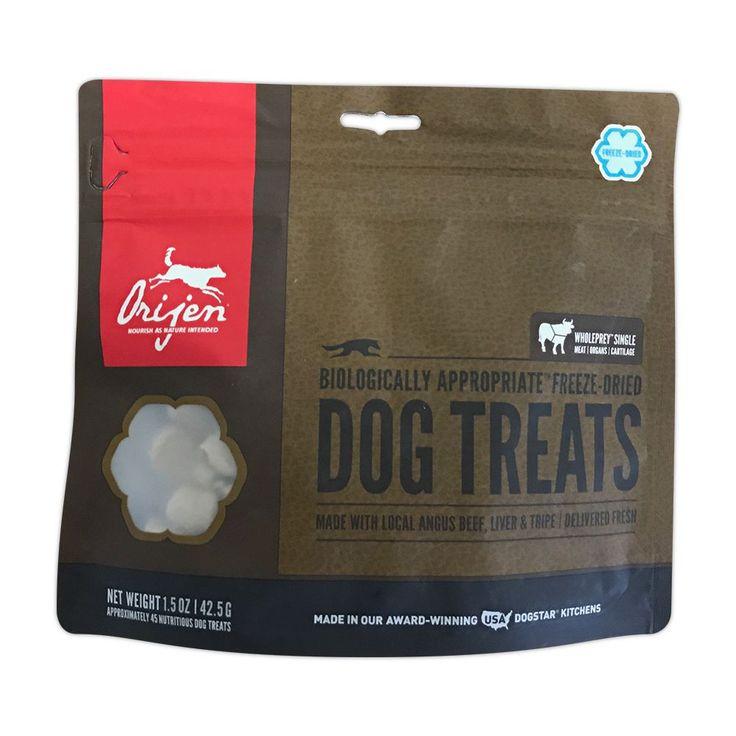 Orijen Dog Treats - Freeze Dried Angus Beef