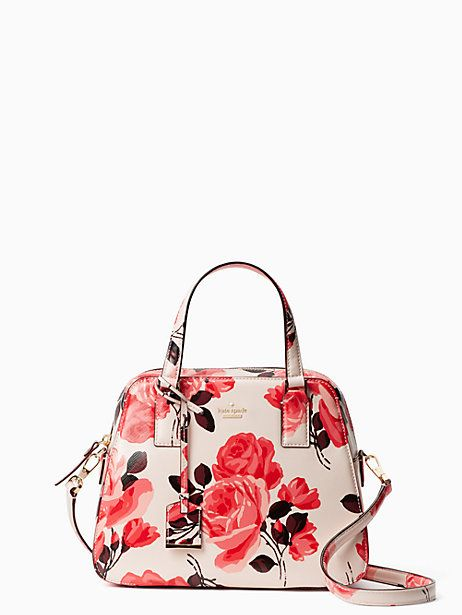 This rose little babe bag from kate spade new york is THE bag for Spring! The colors are gorgeous and it's the perfect size to use everyday!