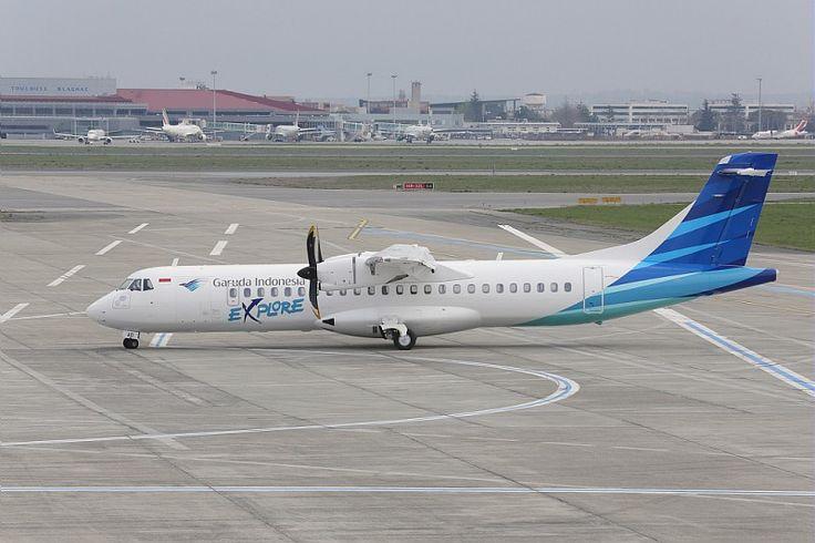 Selain membuka rute penerbangan Semarang - Pangkalan Bun,Garuda Indonesiajuga mengintegrasikan rute penerbangan ini menuju Ketapang