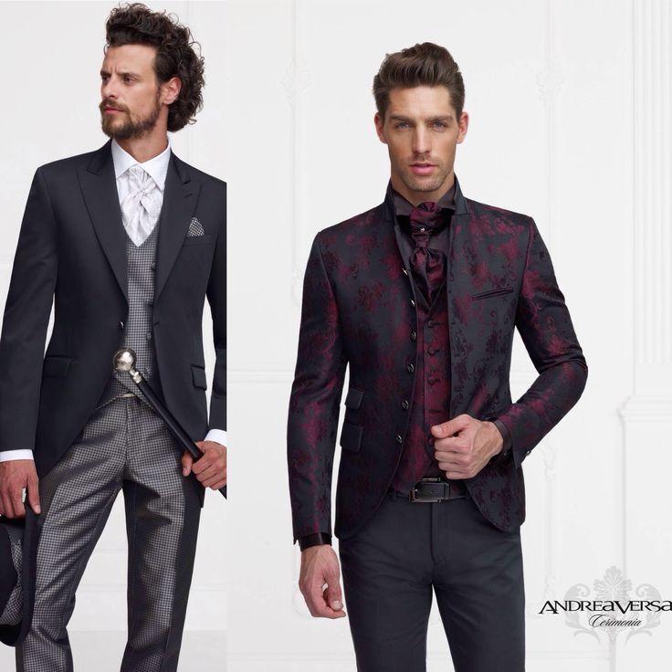 La perfezione del taglio, la qualità del cucito, la scelta di tessuti esclusivi.. E' la qualità il vero filo conduttore degli abiti #AndreaVersaliCerimonia. #TuttevoglionoAndrea