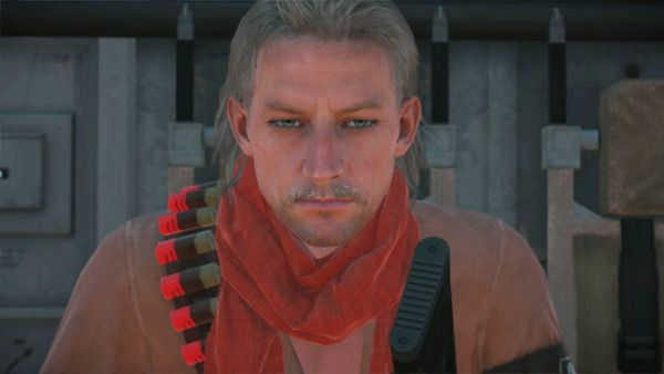 New Metal Gear Solid V Update Let's You Play as Revolver Ocelot; Adds New Swimsuits for FOB Staff