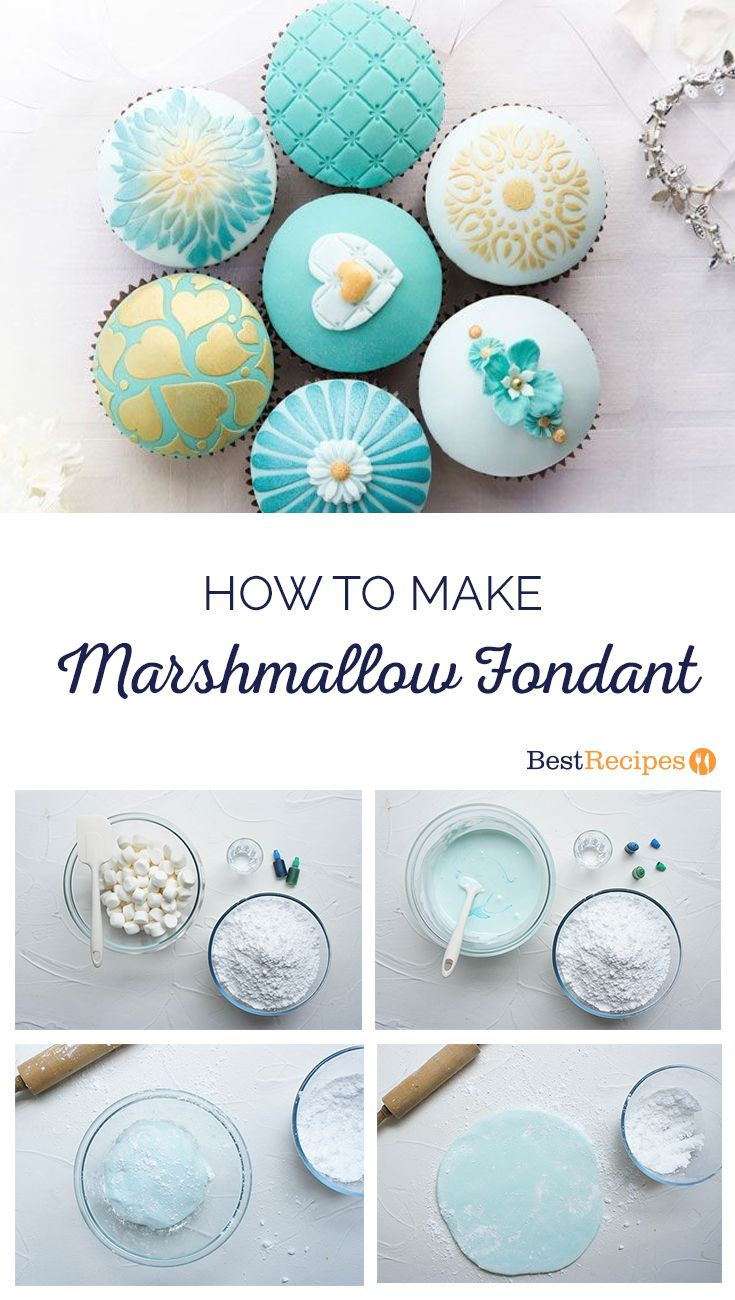 How to make marshmallow fondant                                                                                                                                                                                 More