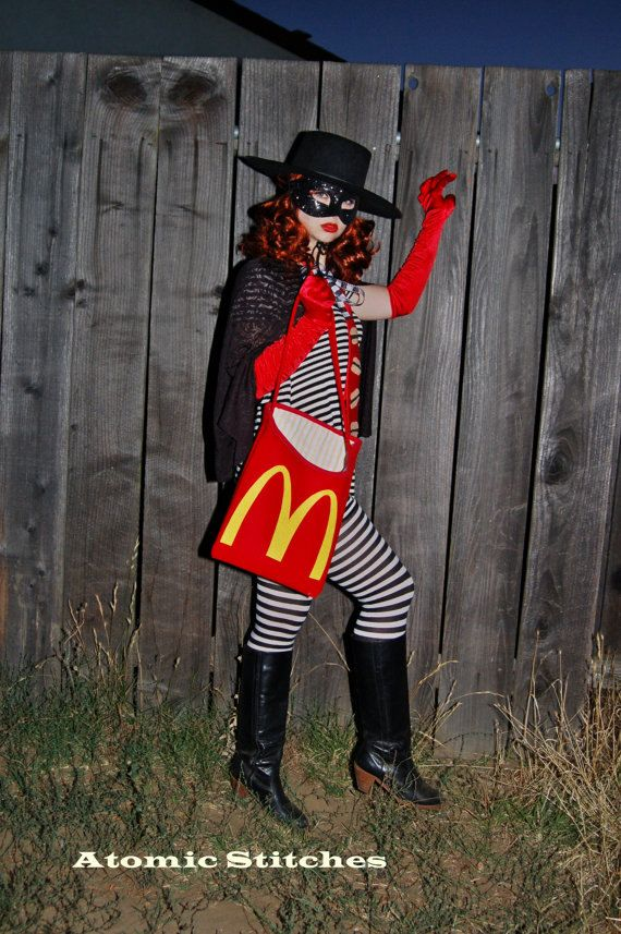 the 25 best hamburglar costume ideas on pinterest
