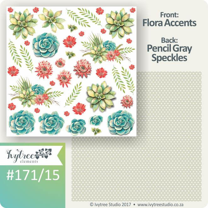 171 Seize the Day Collection - Ivytree Studio We love our flora pages. Easy to fussy cut and layer on any layout or card. www.ivytree.eshop.co.za