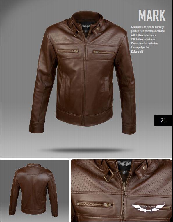 #Chaqueta modelo Mark #moda