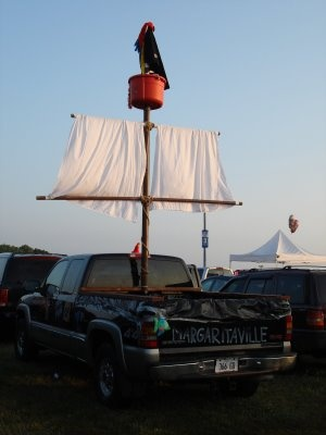 Jimmy Buffett Tailgate Rigs