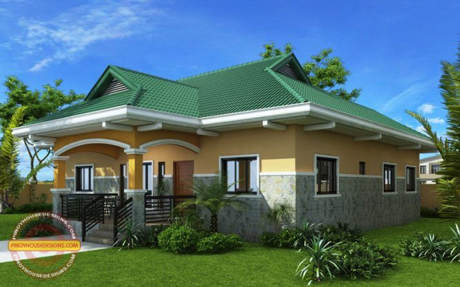 Nestor 3 Bedroom Small Contemporary House Design - Pinoy ...