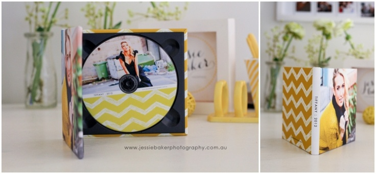 Product Spotlight | CD Cases » Jessie Baker Photography