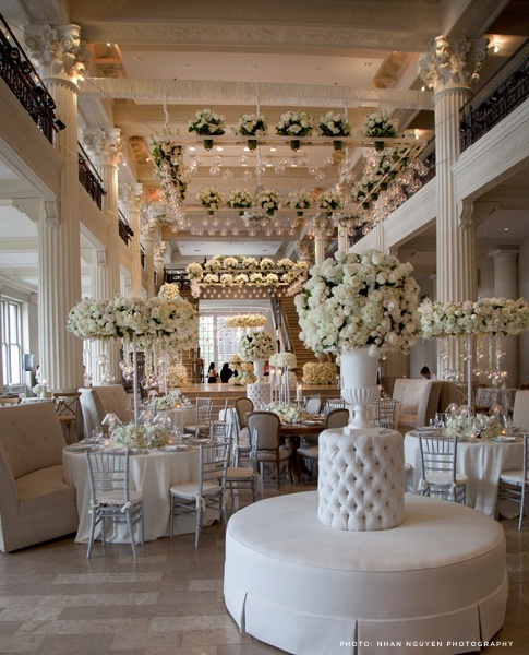 For the first time ever, Weddings in Houston's signature bridal show comes to Houston's most exquisite event venue. ~ Photo: Nhan Nguyen Photography ~ #thecorinthian #weddingvenue