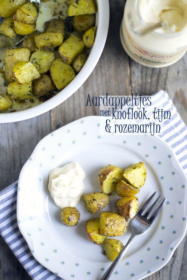 ❤️ Aardappeltjes uit de oven