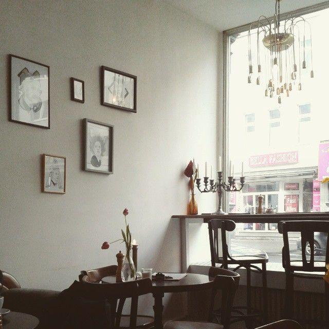 CAFÈ SCHWESTERHERZ I Ehrenfeld I Venloer Str. 239, 50823 Köln I Frühstück Kuchen:
