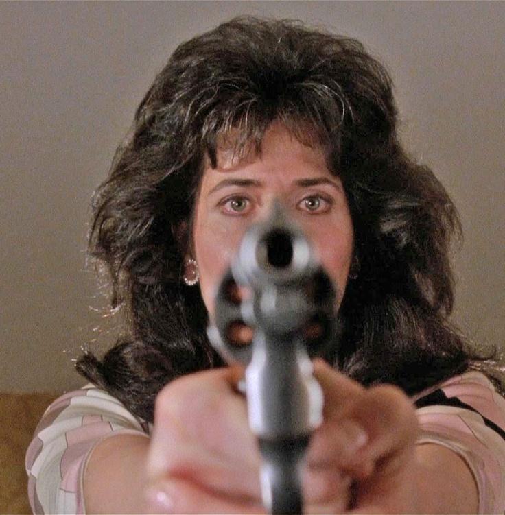 "Karen Hill, ""Gangsters wife"", Lorraine Bracco.    ""Goodfellas"", Martin Scorsese 1990."