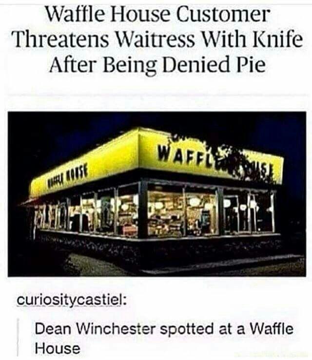 I feel like that's more Castiel's gig...