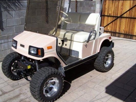 16 Best Images About Golf Cart Ideas On Pinterest Rear