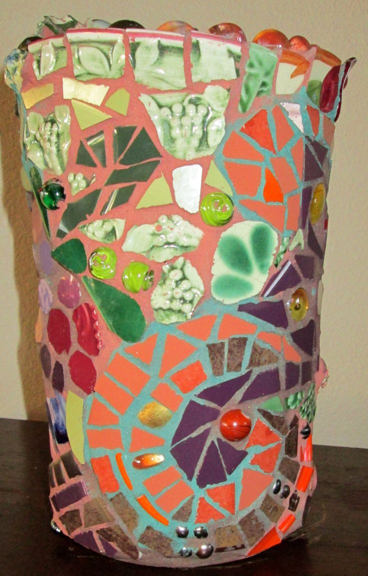 Sold custom made butterfly mosaic table top for mary ann in texas - Winette Wine Cooler By Mary Ann