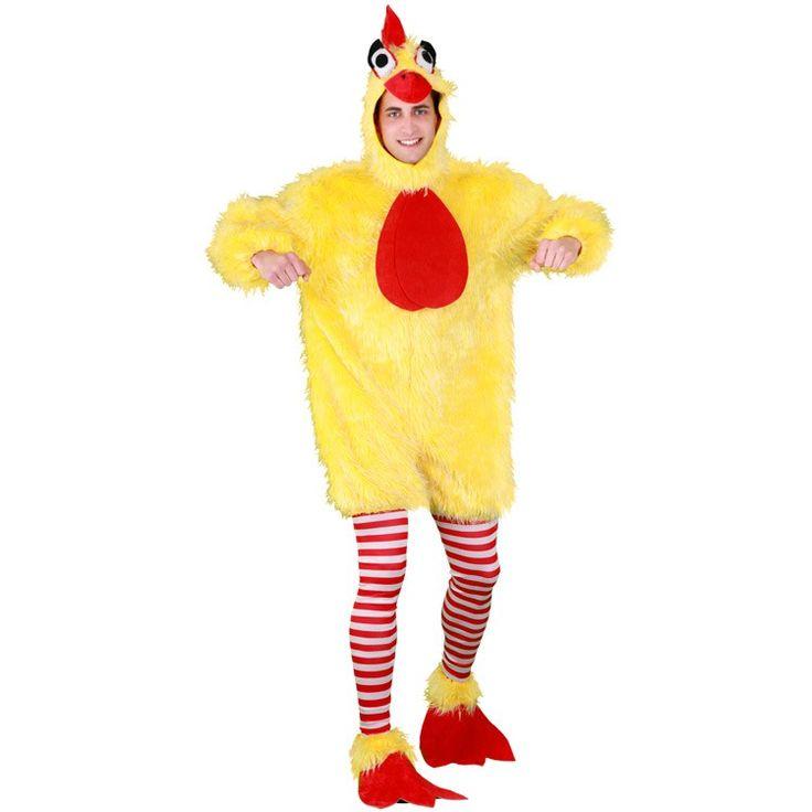 DisfracesMimo, disfraz de pollo caponato para hombre talla m/lCompra tu disfraz barato adulto para tu grupo. Este traje es ideal para tus fiestas temáticas de gallos y de animales. .