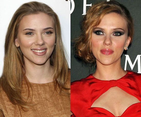 <b>Celebrities With and Without Makeup</b> | POPSUGAR Beauty