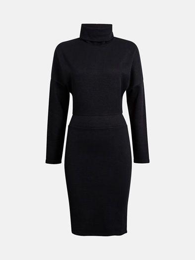 Liv dress | 7172321 | Sort | BikBok | Norge