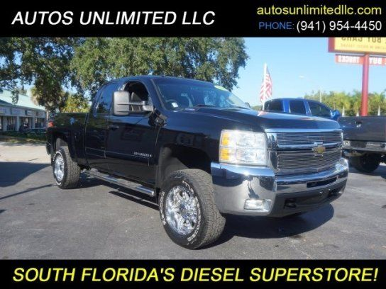 Cars for Sale: Used 2007 Chevrolet Silverado and other C/K2500 in LTZ, SARASOTA FL: 34236 Details - Truck - Autotrader