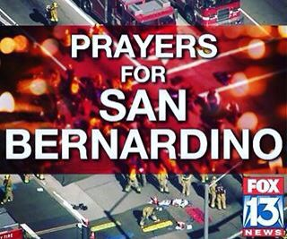My #Prayers Goes Out To Everyone  Multiple #attackers opened fire at a social services facility in San Bernardino, California, on #Wednesday #December2nd #2015 and at least 14 people were #killed, officials said.