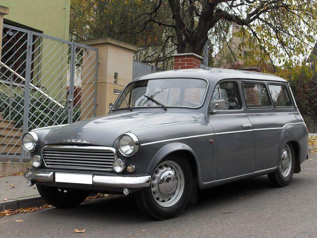 Škoda 1202 (1961–1973)