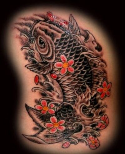 Best 20 koi fish tattoo meaning ideas on pinterest koi fish tattoo meaning of outline and - Carpe koi signification ...