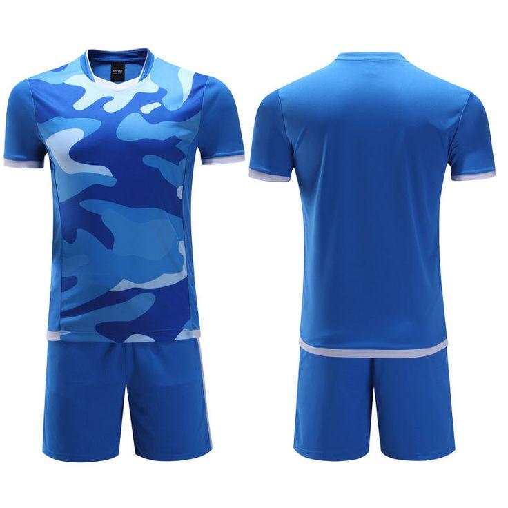 High Quality Cheap Camouflage Soccer Jerseys 2016 2017 Training Football Shirt Suit Custom Name Number Logo Chandal Futbol