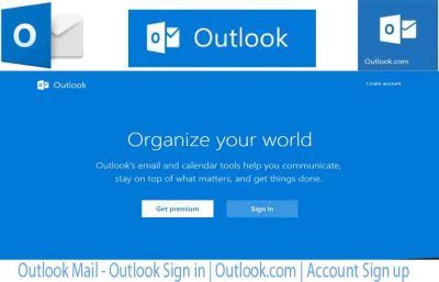 Outlook Mail - Outlook Sign in | Outlook.com | Account Sign up - Tecteem