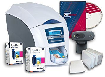 Magicard Enduro 3e Single-sided ID Card Printer & Supplies Bundle with Card Imaging Software (3633-3001) Review 2017