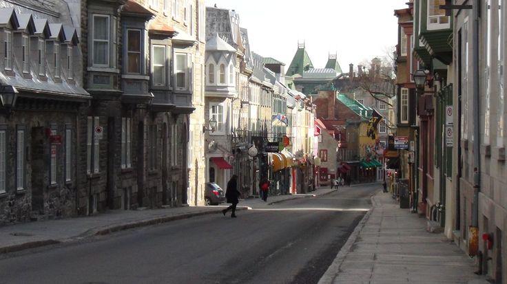 Quebec portes fortifications | Visite en photos de la ville de Québec | Un seul monde, Une seule ...
