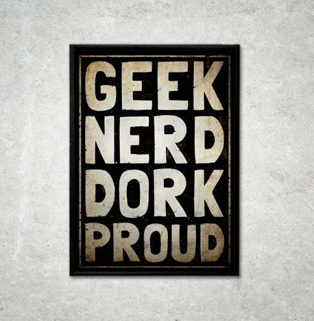 42 best nerdy posters images on pinterest for Geek bedroom ideas