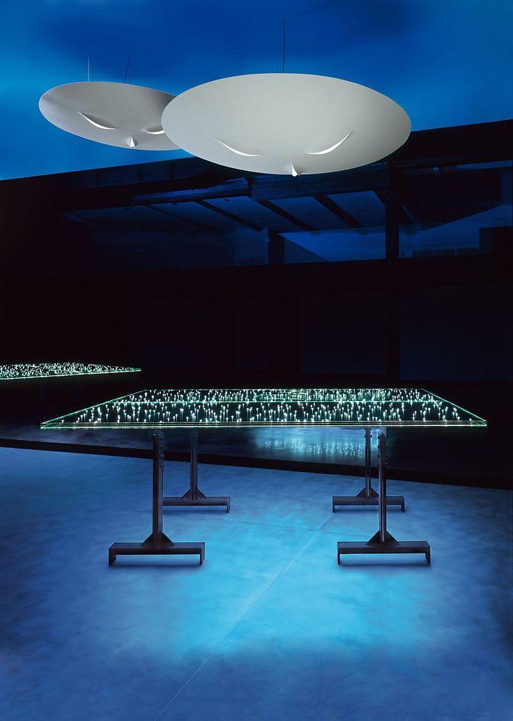 LED Table By Lighting Designer Ingo Maure