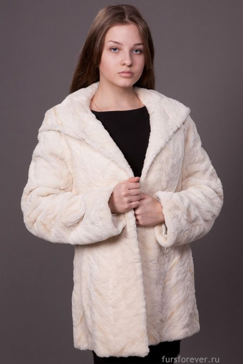 """Меховое пальто, норка паломино. Производство: меховая фабрика """"Меха Навсегда"""""""