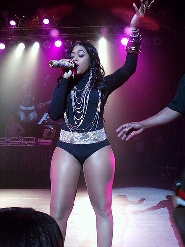 Trina- queen of Miami 305 , always has a spot in my life ...