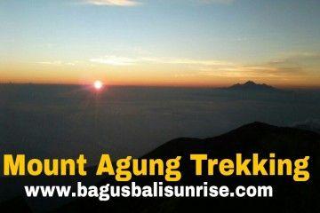 mount agung sunrise trekking - bali best trekking
