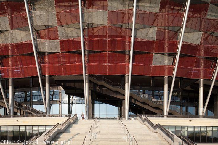 National Stadium in Warsaw | Poland © Piotr Krajewski pkrajewski.pl