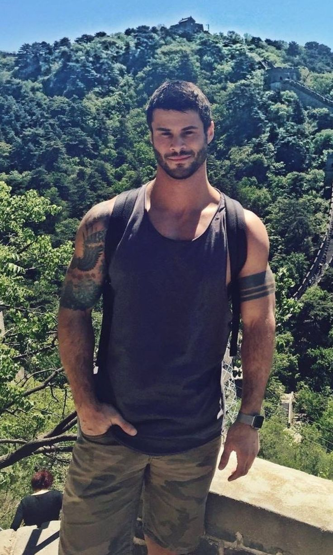 Muscle Woof On Instagram Bears: 25+ Best Ideas About Muscle Guys On Pinterest