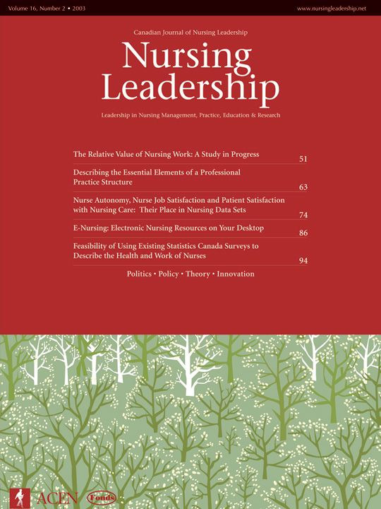 principles of leadership in nursing Ethical leadership: fostering an ethical environment and culture leaders strongly influence the ethical environment and culture of health care organizations, which, in turn, influence employee behavior.