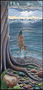 Painting - Spirit Of My Ancestors by Darlene Gait kp