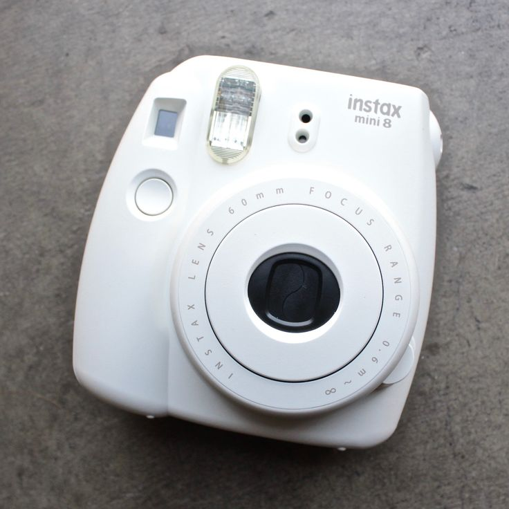 fujifilm - instax mini 8 camera