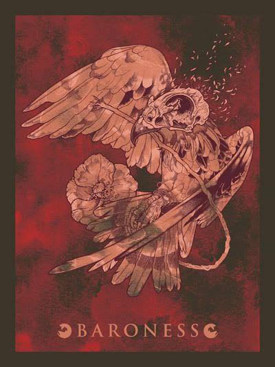Morphine Hawk by John Dyer Baizley