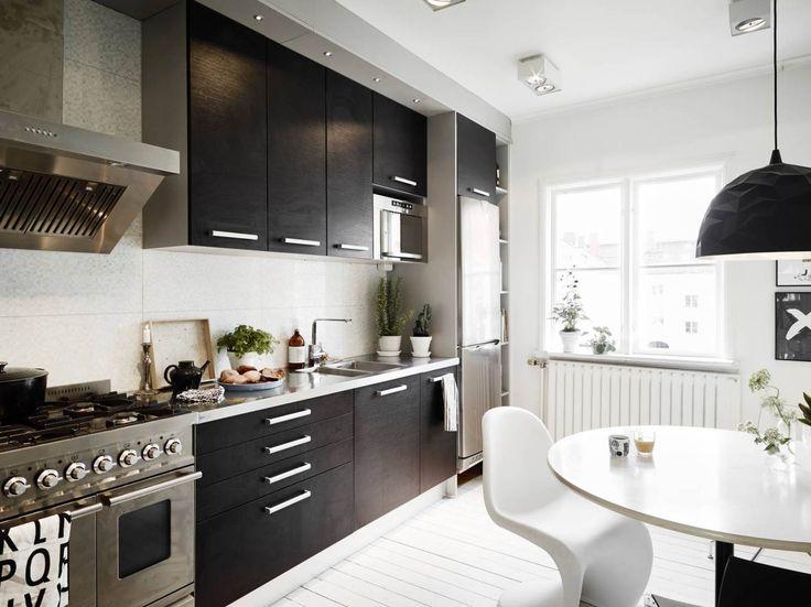Die besten 25+ Scandinavian kitchen ovens Ideen auf Pinterest - offene kuche esszimmer wohnzimmer