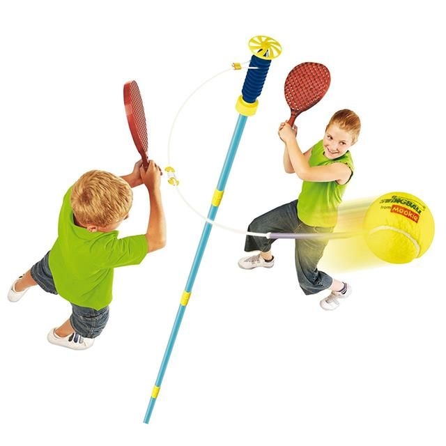 Mastermind Toys - Mookie My First Swingball Tetherball Game